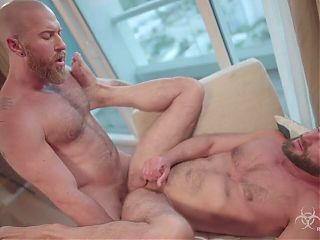 WATCH THE SCENERY THAT I ASS FUCK YOU - Nigel March and Jake M