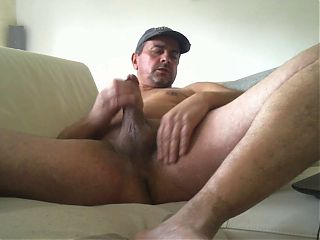 horny wanking for you