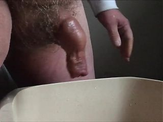 Stretched foreskin plus piss - floppy compilation