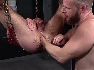 NASTYDADDY Hairy Brad Kalvo Barebacks Latin Gay Armond Rizzo