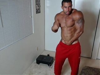 Hot muscle man