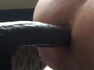 Desi hugh dick fucking deep in ass