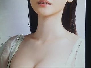 Joanne Tseng big boobs tits Cum Tribute 13